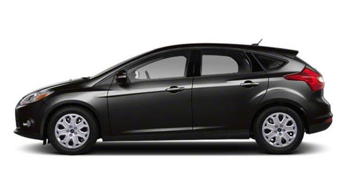 Ford Focus Rent a car Baku from RENTEKS company