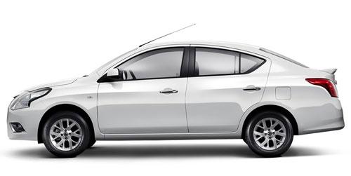 Nissan Sunny Rent a car Baku from RENTEKS company