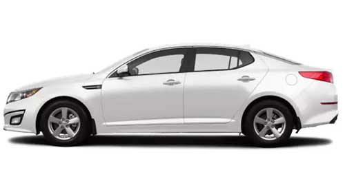 Kia Optima / Rent a car Baku services from RENTEKS