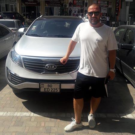 Zelenkin Denis / Rent A Car Baku / Kiraye Masinlar / аренда авто в Баку