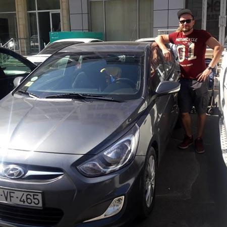 Gorbunov Maksim / Rent A Car Baku / Kiraye Masinlar / аренда авто в Баку