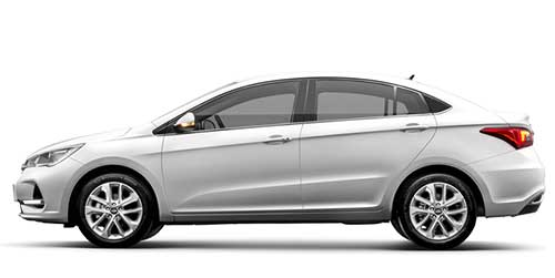 Chery Arrizo 5 Rent a car Baku from RENTEKS company