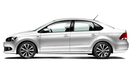 VW POLO Rent a car Baku from RENTEKS company