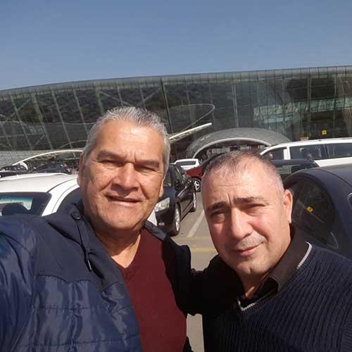 Шамиль Мамедов (Россия) / прокат авто в Баку / аренда авто в баку