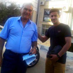 Mr.Majed Alharbi (Səudiyyə Ərəbistanı)
